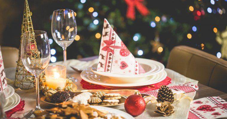 9 vega ideeën voor een heerlijk kerstdiner in 2020